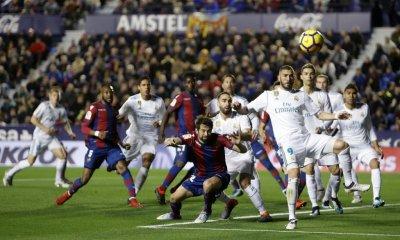 La Liga: Real Madrid vs Levante Preview