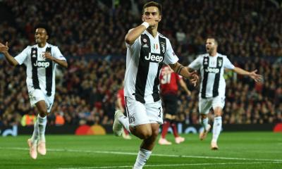Paulo Dybala Helps Juventus Defeat Manchester United