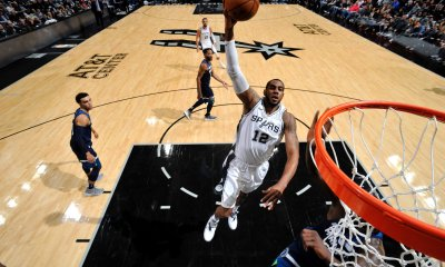 Timberwolves Collapse In Fourth Against Spurs