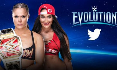 WWE Evolution Preview
