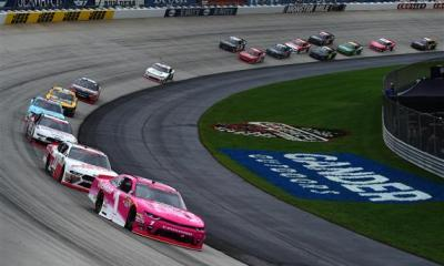 Looking Back on Round 1 of the Xfinity Series Playoffs