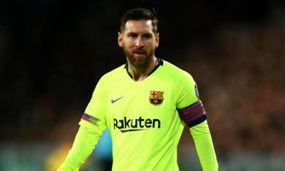 Messi Brilliance Puts Barcelona