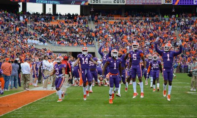 Clemson Military Appreciation Day