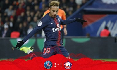 Mbappe And Neymar Help PSG Defeat Lille