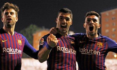 Barça Rally To Overcome Rayo Vallecano Scare