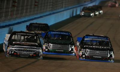 Truck Series Championship 4 Set After Phoenix