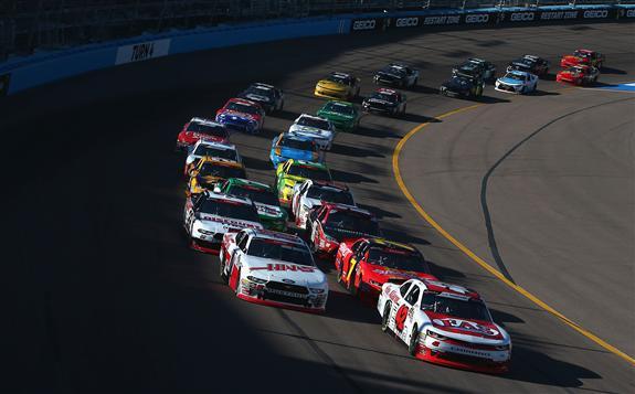 Xfinity Series Championship 4 Includes NASCAR's next generation of Stars