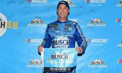 Phoenix Brings Sigh of Relief for Harvick