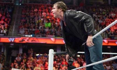 WWE Dean Ambrose IC