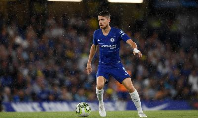 Jorginho arrival at the Stamford Bridge has forced N'Golo Kante to play an unfamiliar position.