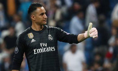 Keylor's Last Match In Madrid?
