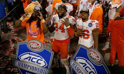 Clemson Wins Fourth Straight ACC Title