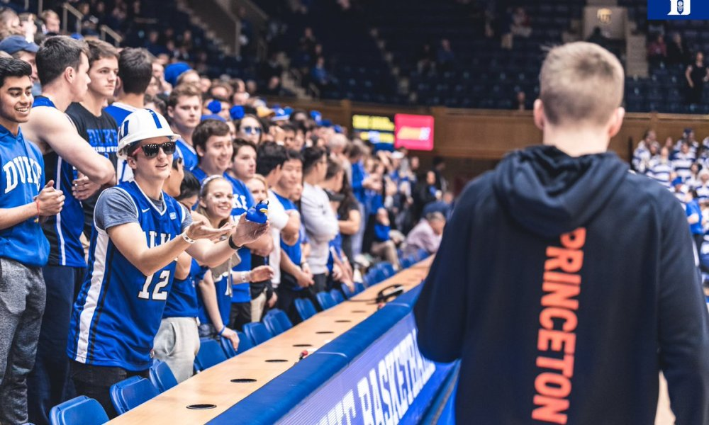 College Hoops Preview: Princeton vs #2 Duke