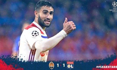 Fekir Helps Lyon Into Champions League Last 16