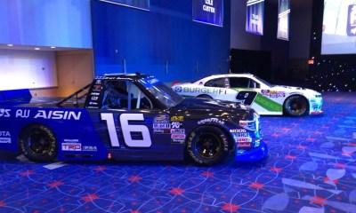 Reddick, Moffitt Honored at Xfinity & Truck Series' Banquet Night