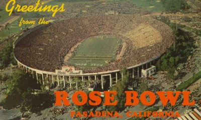 The Granddaddy of the all: The Rose Bowl