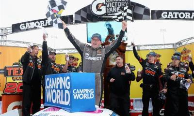 Johnny Sauter Released by GMS Racing