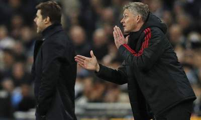 Man Utd Defeat Tottenham