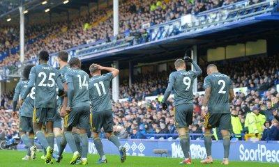 Jamie Vardy Helps Leicester Defeat Everton