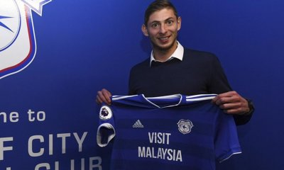 Tragedy Strikes Premier League Again As Flight Carrying Cardiff Striker Vanishes