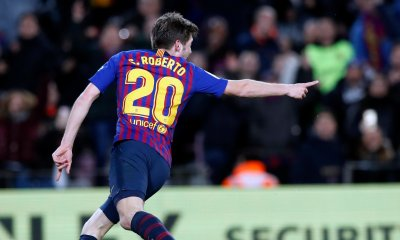 Barcelona Batter Sevilla To Complete Aggregate Comeback