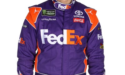 Denny Hamlin Looking for Better Performance in 2019