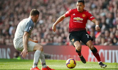 Liverpool Top Of Premier League After Old Trafford Stalemate