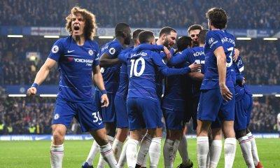 Chelsea's Passion Push Past The Spurs