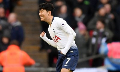 Prodigal Son Returns to Fire Tottenham Into Second Place