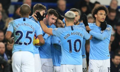 Manchester City Grind It Out