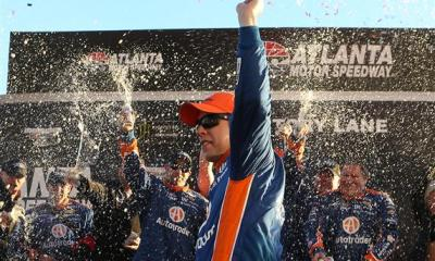 Brad Keselowski Excited By Early Success in Atlanta