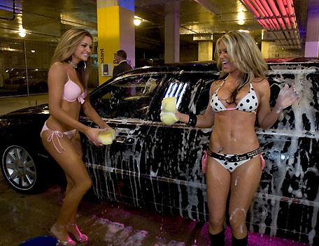 Ashley Massaro y Maria