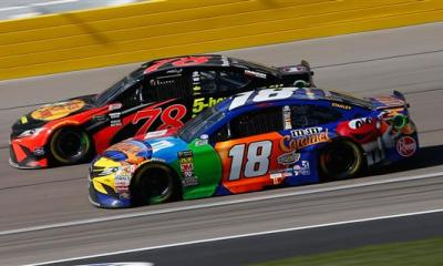 Busch Brothers Look to Win Big at Home