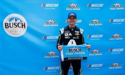 William Byron Begins to Find Much Needed Success