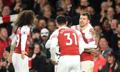 Arsenal Top Newcastle To Leapfrog Spurs Into Third Place