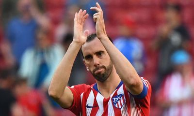 Diego Godin To Leave Club This Summer