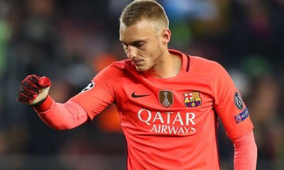 Jasper Cillessen Close To Signing With Benfica