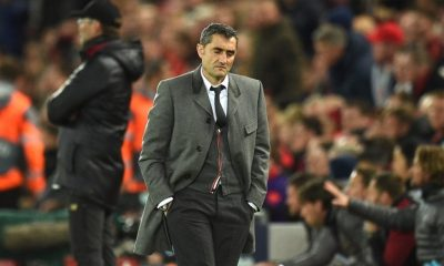 Barcelona Sticking With Ernesto Valverde