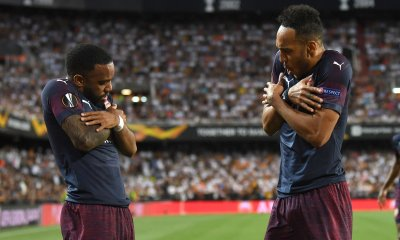 Hat-Trick Hero Aubameyang Propels Arsenal Into Europa Final