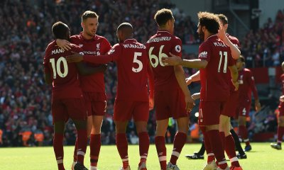 Mane Double Not Enough For Liverpool