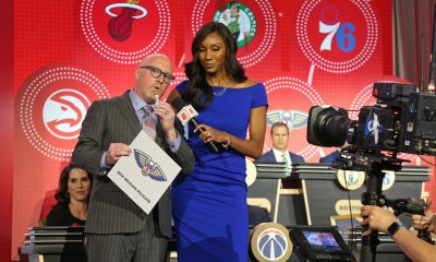 Pelicans Win 2019 NBA Draft Lottery