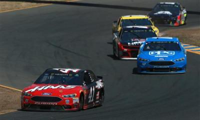 Clint Bowyer, Kurt Busch Both Looking for Strong Sonoma Performance