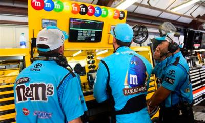 Kyle Busch Searches For Another Sonoma Win