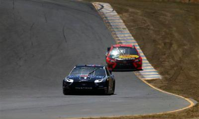 Can Happy Harvick End His 2019 Winless Streak at Sonoma?