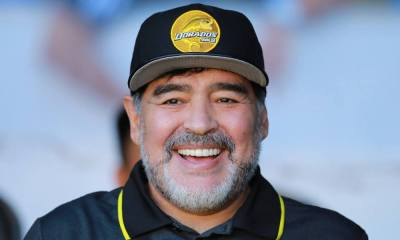 Maradona Considers Replacing Ole Gunnar Solskjaer
