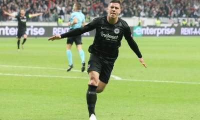 Official: Luka Jović Joins Real Madrid