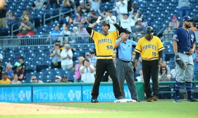 Pirates Sweep Padres And Look To Gain Momentum