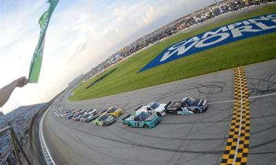 Does the Truck Series Currently Have a Title Favorite?