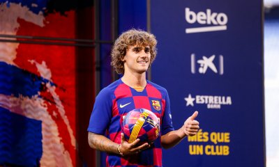 Griezmann And The Best Of The Blaugrana