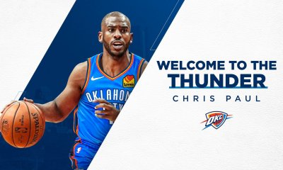 Oklahoma City Thunder Offseason Review: OKC Looks To Rebuild